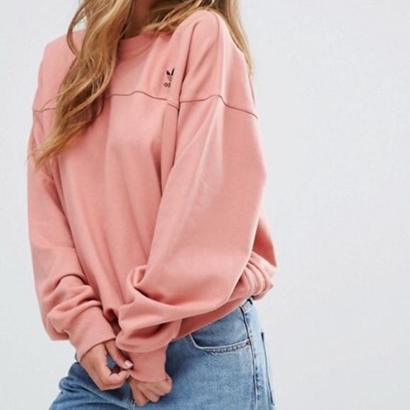 adidas Tops | Pink Adidas Crewneck